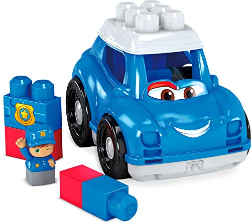 Mega Bloks Police Car Buliding Set