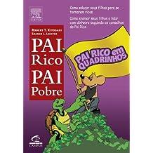 Pai Rico em Quadrinhos - Coleção Pai Rico