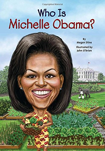 Who Is Michelle Obama? (Who Was?) (Multicultural Workshop)