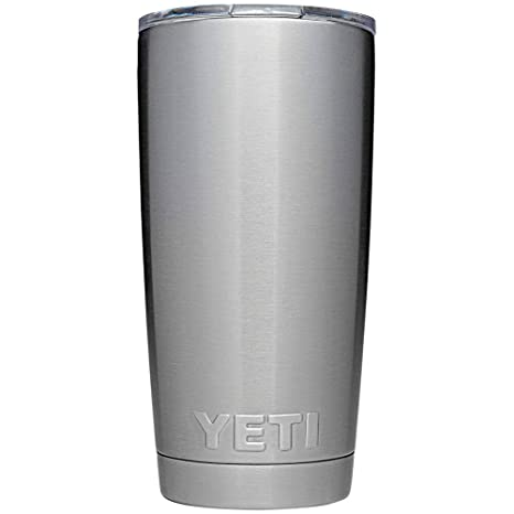 ac8f046a65f YETI f6766 Rambler Stainless Steel Vacuum Insulated Tumbler with Magslider  Lid, 20 oz