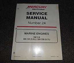1999 mercruiser 24 gm v 8 305 350 service manual mercruiser rh amazon com mercruiser service manual 23 mercruiser service manual 23 supplement