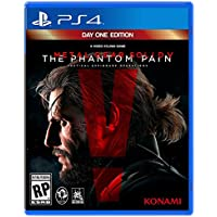 Metal Gear Solid V: The Phantom Pain for PS4 Game