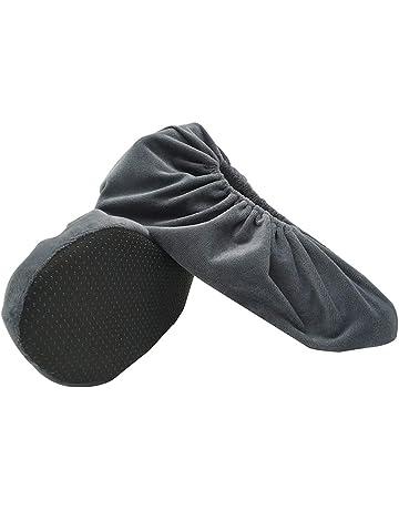 HPLL Cubrezapatos Se pueden usar 10 pares de fundas para calzado para uso doméstico repetidamente antirresbaladizo