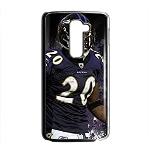 YESGG Ed Reed Phone Case for LG G2