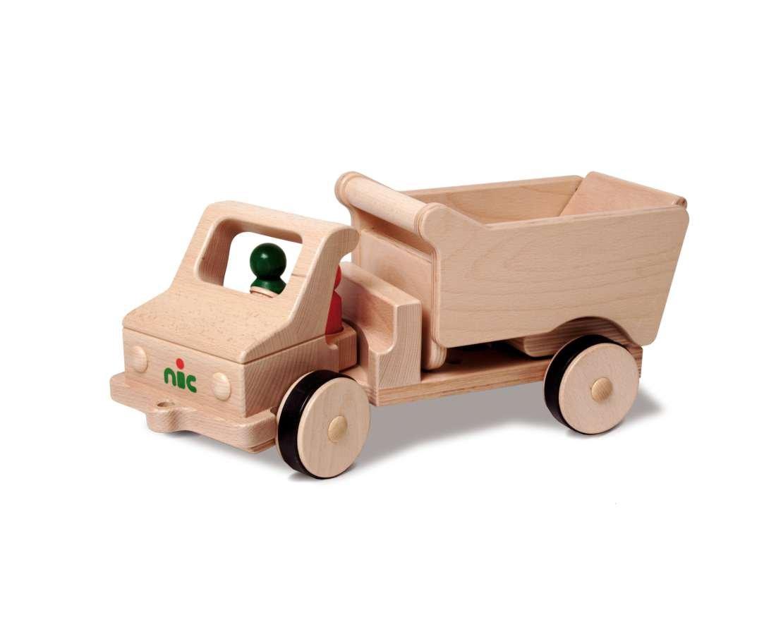 Nic 1814 Grundmodell lang mit Kippmulde [Spielzeug] [Spielzeug] [Spielzeug]