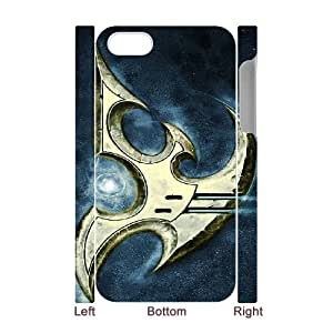 iPhone 4 4S 3D Cases Cell Phone Case Cover StarCraft Protoss 5R25R3516997