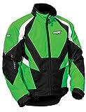 Castle X Racewear Platform G4 Mens Snowmobile Jacket Gree...