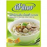 5 Packs x 75 g Fa Thai Brand Seasoning Powder for Making Noodle Sukiyaki Hotpot Soup by jawnoy shop