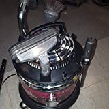 Filter Queen Majestic Triple Crown Canister Vacuum w/ Power Head Nozzle + Attachments