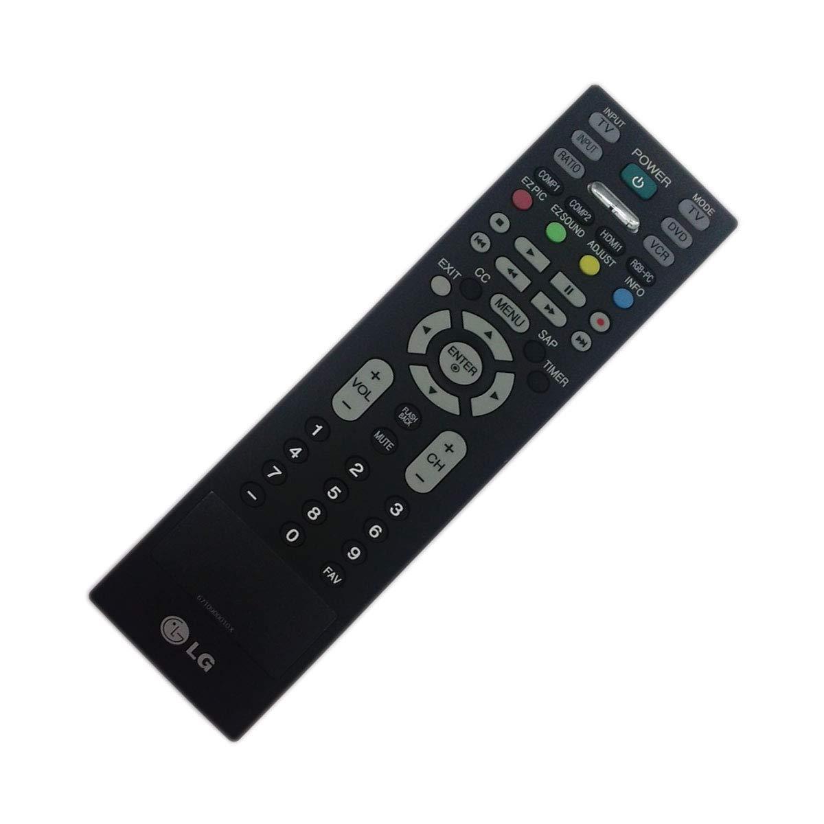 DEHA テレビリモコン LG 32LN5300UBテレビ用   B07K1VLR2Y