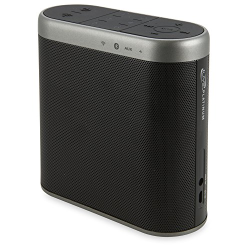ISWF476B WiFi Speaker with Rechargeable Battery