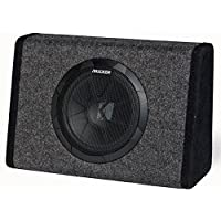 Kicker 11PT10 Loaded 8 Powered Sub Box Enclosure PT10 (Certified Refurbished)