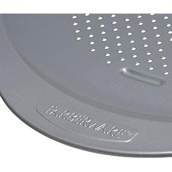 Farberware 52113 Bakeware Pizza Crisper, 13, Gray