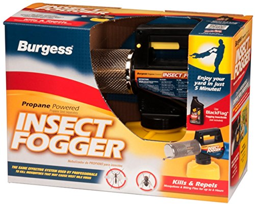 (Burgess 1443 Propane Insect Fogger for Fast and Effective Mosquito Control In Your Yard)