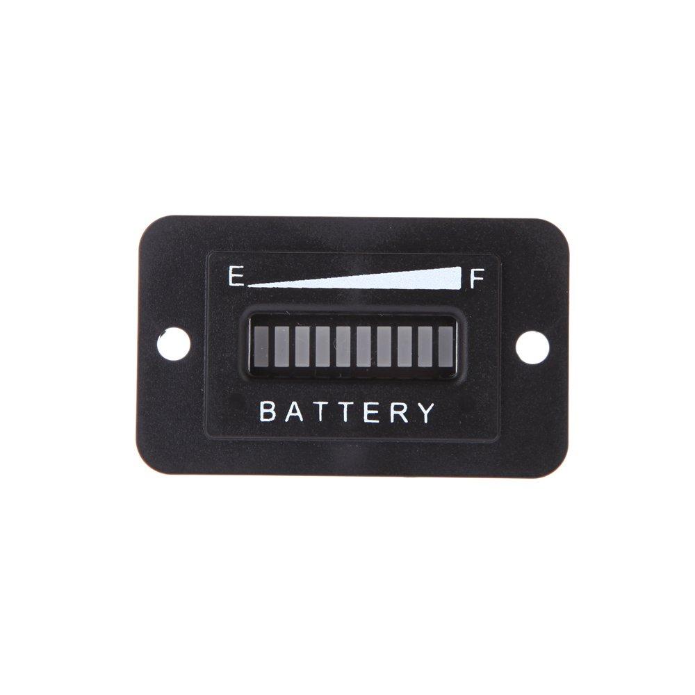 curtis 6 prong battery meter wiring diagram   43 wiring
