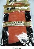 3 Acme Nova-Lox Sliced Salmon packages 3lb Avg