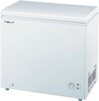Nevir congelador horizontal nvr4390 ch100 a+ nvr4390ch100: Amazon ...