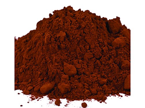 Red Cocoa (Gerkens Bulk Garnet Cocoa Powder 22/24 - 1 Pound Container)