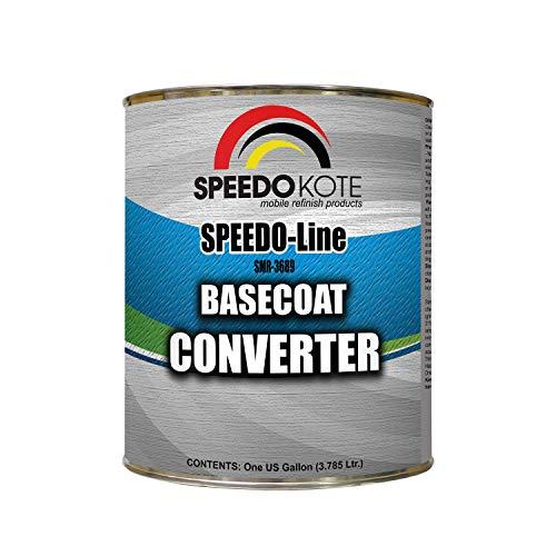 Speedokote Basecoat Converter for automotive base coat, One Gallon SMR-3689 by Speedokote (Image #1)
