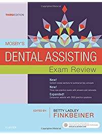 Amazon dentistry medical books books orthodontics mosbys dental assisting exam review 3e review questions and answers for dental assisting fandeluxe Images