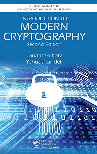 1466570261 - Introduction to Modern Cryptography, Second Edition (Chapman & Hall/CRC Cryptography and Network Security Series)