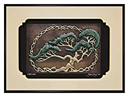 Intertwined - Cast Paper - The Lover\'s Tree - Fantasy - Romantic - Valentines