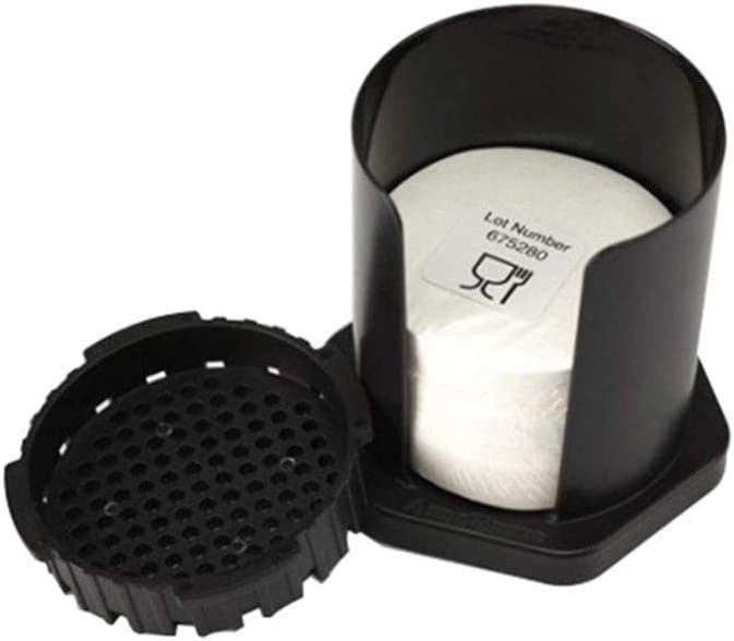 Jroyseter Tapa del Filtro De Repuesto De La M/áquina De Caf/é Compatible con A-E-R-O-B-I-E A-E-R-O-P-R-E-S-S Accesorios para Herramientas De Reemplazo De La Cafetera
