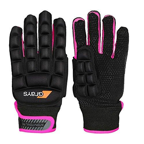 Grays International Pro Field Hockey Gloves - Left Hand - Pro Hockey Gloves