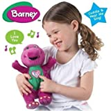 : Barney I Love You Singing Soft Plush by Character Options
