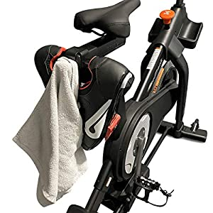 Well-Being-Matters 516vFRc8HsL._SS300_ Nth Fit Bike Shoe, Towel & Accessories Hook Hanger (Compatible with NordicTrack S15i & S22i - Rear)