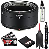 Fujifilm H Mount Adapter G for GFX 50S Digital Camera with Cleaning + Kit