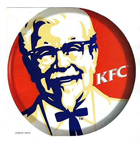 Kfc Die Cut Menu Kentucky Fried Chicken Puyallup   Tacoma Washington