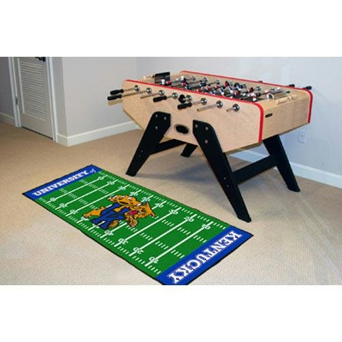 Fanmats Kentucky Wildcats Football Field Runner ()
