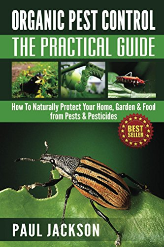Organic Pest Control Homesteading Application ebook product image
