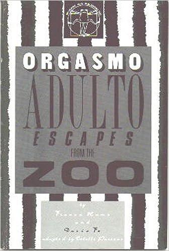 //IBOOK\\ Orgasmo Adulto Escapes From The Zoo. total calidad posgrado states della major Juridica ocasion