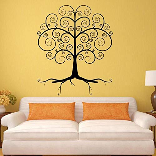 zrisic 2019 Abstract Tree Removable Wall Sticker Kids Nursery Baby Room Decals DIY Home Decorative Wallpaper Tattoo 33x40cm (Tattoo Wall Paper)
