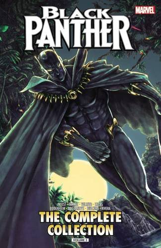 - Black Panther by Christopher Priest: The Complete Collection Vol. 3