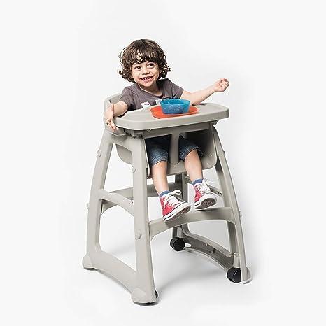 HZC Silla alta bebé Casa sillas mesa de comedor silla de ...