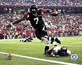 Michael Vick Atlanta Falcons 2006-07 Action Photo (Size: 8