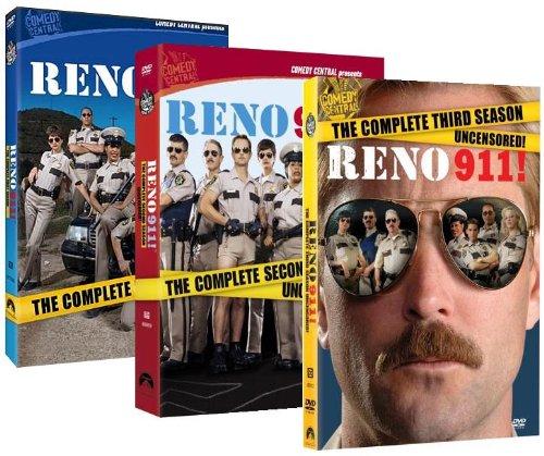 Reno 911! - Seasons 1-3