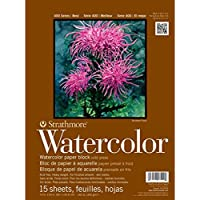 Strathmore - Watercolor Paper Block & Pad - 400 Series - Block - 15 x 20