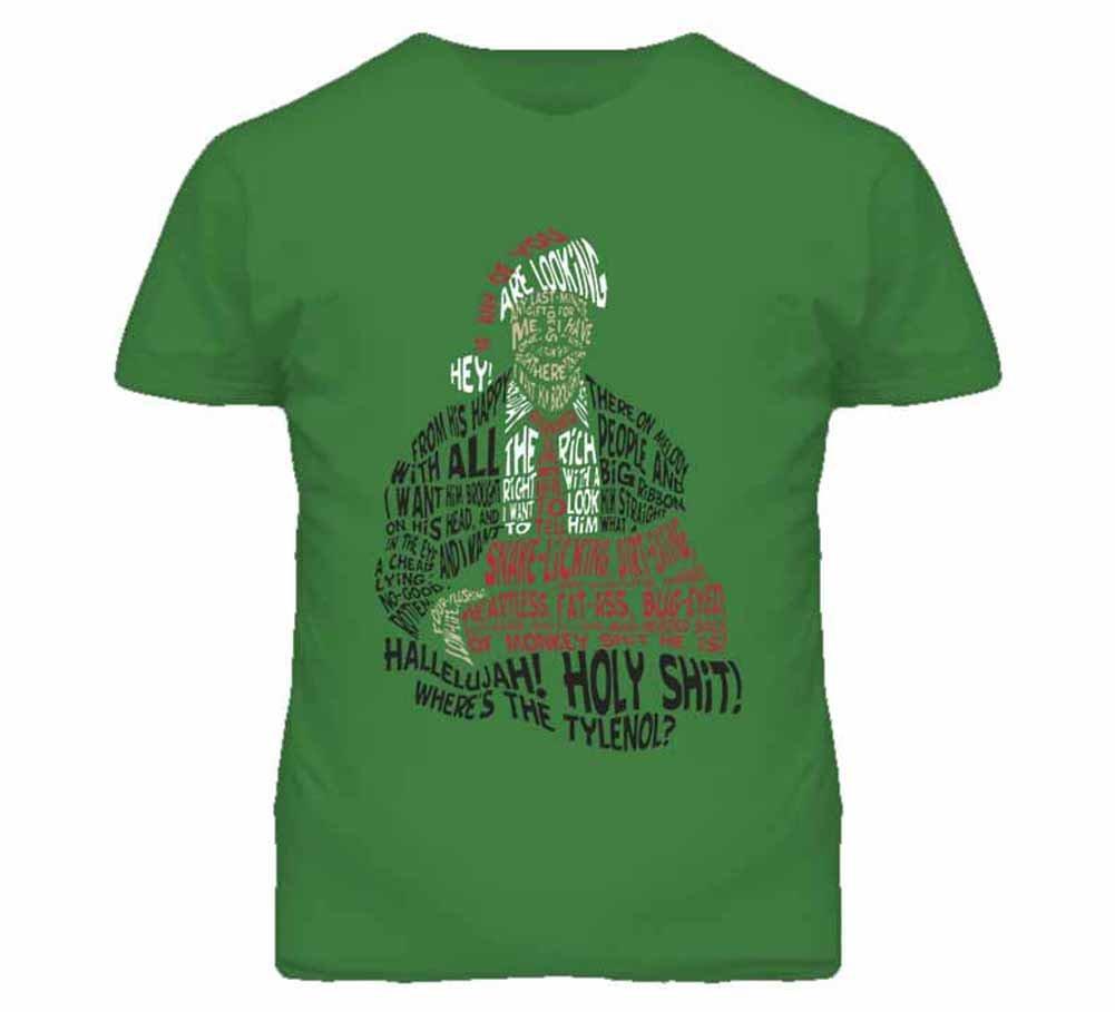 Tshirt Bandits S Christmas Chevy Chase T Shirt