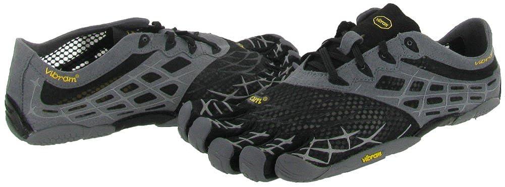 Vibram Five Fingers See Ya LS, Zapatillas de Running para Hombre, Black/Grey/Silver, 40 EU: Amazon.es: Zapatos y complementos