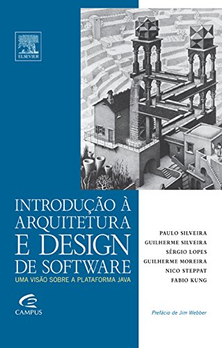 Introdução à Arquitetura de Design de Software  Uma Introdução à Plataforma  Java por  Silveira c2c7eff5b3