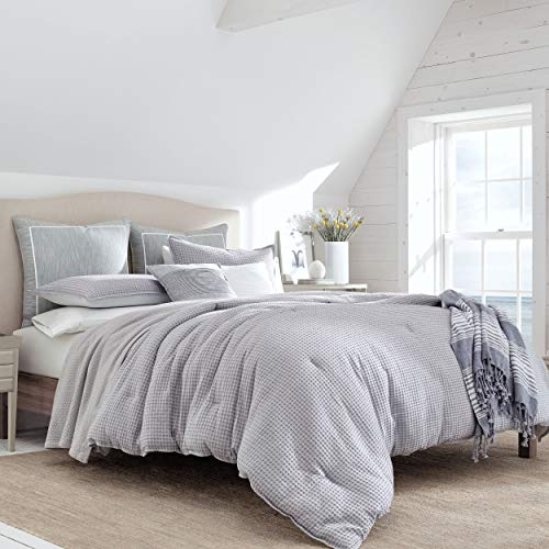 Nautica Ballastone Comforter Set King Grey