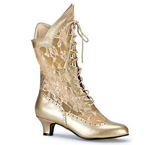 Funtasma DAME-115 - chaussures carnaval costume Halloween