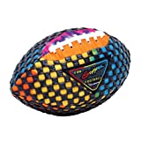 Saturnian Sports Fun Gripper Mini Football, 7-Inch
