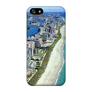 Faddish Miami Beach Case Cover For Iphone 5/5s