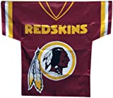 Cheap NFL Washington Redskins Jersey Banner (34-by-30-Inch/2-Sided)