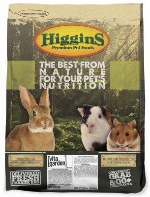 Dogswell Higgins Vita Garden Guinea Pig Food, 1 Pack, One Size